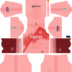 Barcelona Dls Third Kit 2019