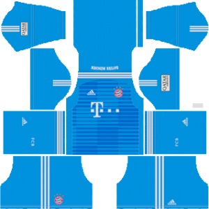Bayern MunichGoalkeeper Away Kit 2019