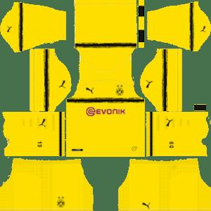 Borussia Dortmund International Kit 2019