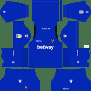 Levante UD Goalkeeper Home Kit 2019
