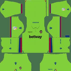 Levante UD Third Kit 2019