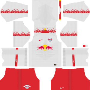 RB Leipzig Kits 2018/2019 Dream League Soccer