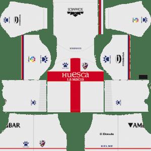 SD Huesca Away Kit 2019