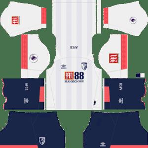 A.F.C. Bournemouth Away Kit 2019