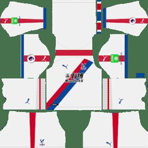 Crystal Palace Away Kit 2019
