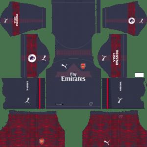 Arsenal Away Kit 2019