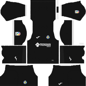 Getafe CF Goalkeeper Home Kit 2019