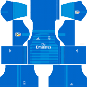 Real Madrid gk away kit 2019