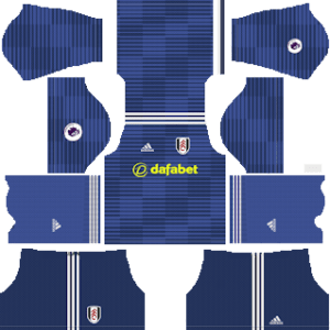 Fulham FC Away Kit 2019