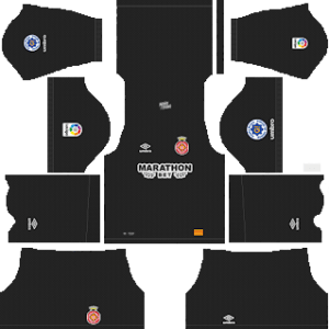 Girona FC Goalkeeper Home Kit 2019