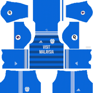 Cardiff City Kits 2018/2019 Dream League Soccer