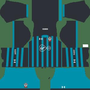Southampton F.C. Away Kit: