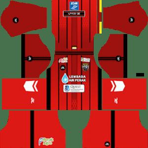 Perak FA Away Kit 2019