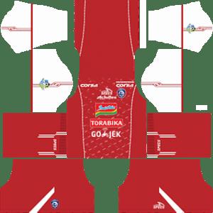 Arema FC Away Kit 2019
