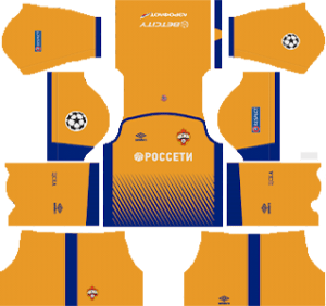 CSKA Moscow Third Kit 2019