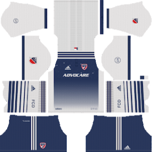 FC Dallas Away Kit 2019