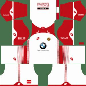 Kelantan FA Goalkeeper Away Kit 2019