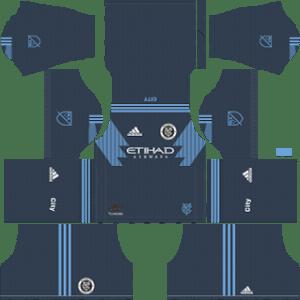 New York City FC Away Kit 2019