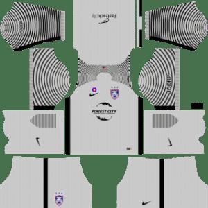 Johor Darul Takzim Goalkeeper Third Kit 2019