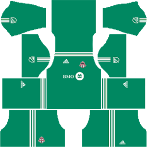 Toronto FC Goalkeeper Away Kit 2019