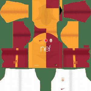 Galatasaray S.K. Kits 2018/2019 Dream League Soccer