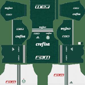 Palmeiras Kits 2018/2019 Dream League Soccer