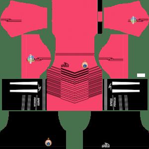 Persija Jakarta Goalkeeper Third Kit 2019