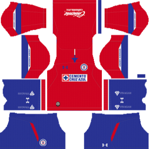 Cruz Azul Third Kit 2019