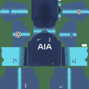 Tottenham Hotspur Away Kit: