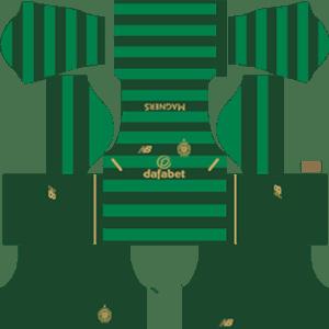 Celtic FC Away Kit 2018