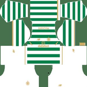Celtic FC Kits 2017/2018 Dream League Soccer