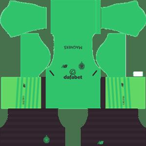 Celtic FC Third Kit 2018