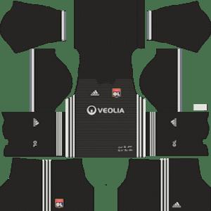 Olympique Lyonnais Third Kit: