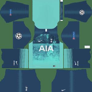 Tottenham Hotspur Third Kit: