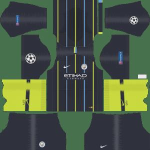 Manchester City Away Kit: