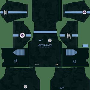Manchester City Third Kit: