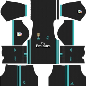 Real Madrid Away Kit