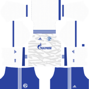 Schalke 04 Away Kit: