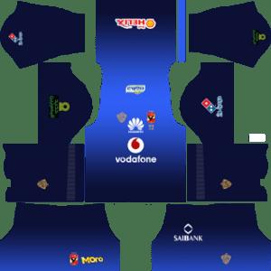 Al Ahly SC Goalkeeper Home Kit