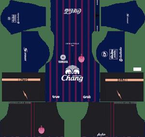 Buriram United Kits 2019/2020 Dream League Soccer