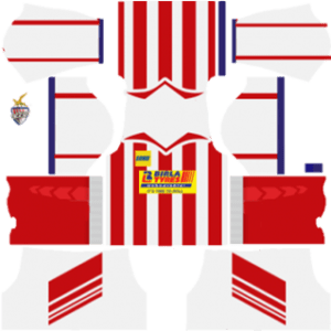 ATK Kolkata Kits 2017/2018 Dream League Soccer
