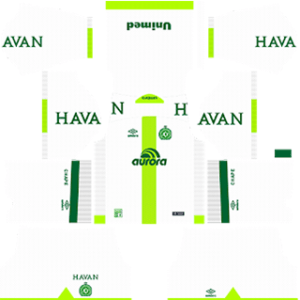 Chapecoense Away Kit