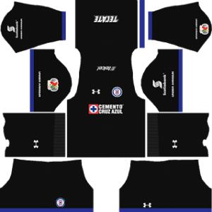 Cruz Azul Away Kit