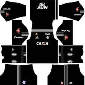 Flamengo Goalkeeper Third Kit