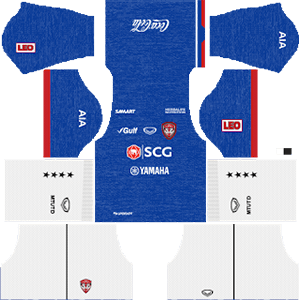 Muangthong United Goalkeeper Away Kit