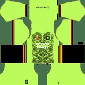 Sarawak FA Goalkeeper Home Kit