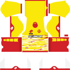 Selangor FA Goalkeeper Home Kit
