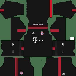 Bayern Munich Goalkeeper Home Kit