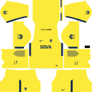 Boca Juniors Away Kit