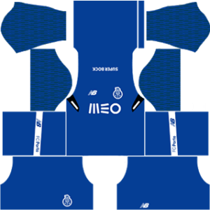 FC Porto Goalkeeper Away Kit